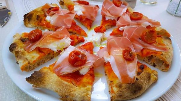 suggestion de plat - Giangi Pizzeria, Arielli