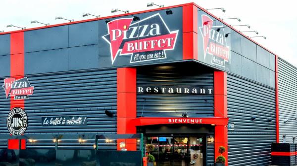 Pizza buffet, Vandœuvre-lès-Nancy