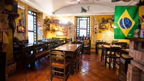 Lo stile - Corcovado Club, Napoli