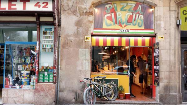 Pizza Circus 10 - Pizza Circus, Barcelona