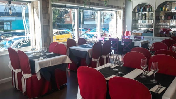 Sala del restaurante - La Latina Gastrobar, Madrid