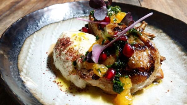 Grilled Quail - Zigfrids, Geelong West (VIC)