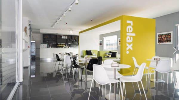 Vista sala - Smart Food, Beinasco