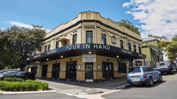 Four in Hand, Paddington (NSW)