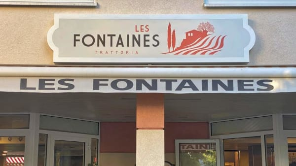 Les Fontaines, Nyon