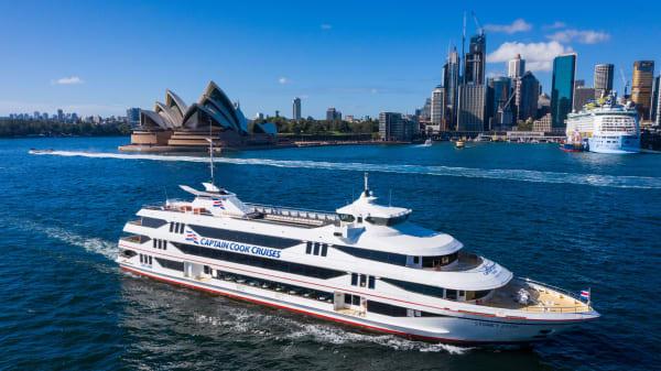 The Harbour Bar & Restaurant King St Wharf, Sydney (NSW)
