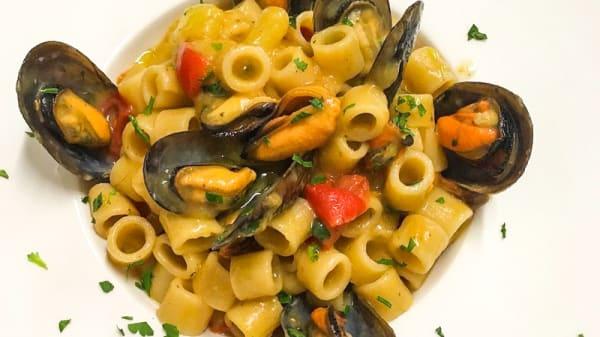 Piatto - Sottosale Locanda, Reggio Calabria