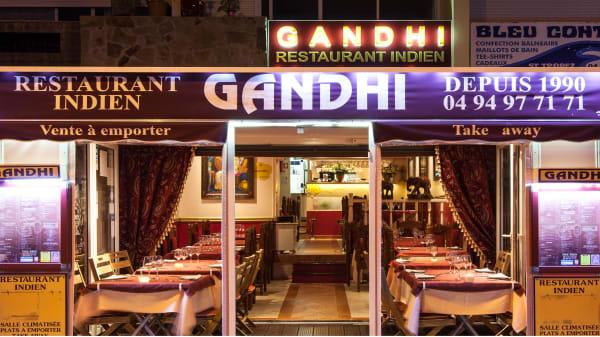 Gandhi, Berlin