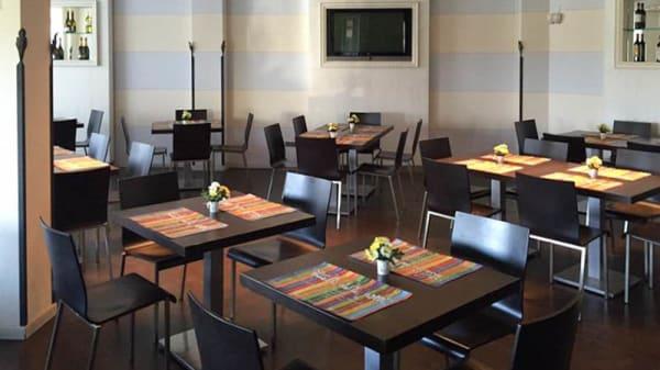 Vista sala - Quelli della Notte Pizzeria Spaghetteria, Bientina