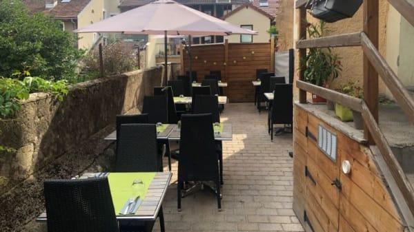 Terrasse - L'Essentiel, Gex