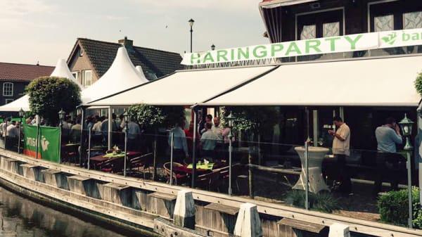 Ingang - De Bruggemeester, Nieuwerbrug aan den Rijn