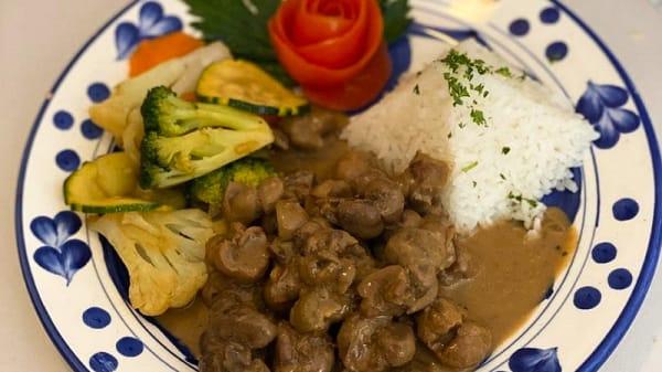 Sugerecia de plato - Restaurante Bonaparte, Bogotá