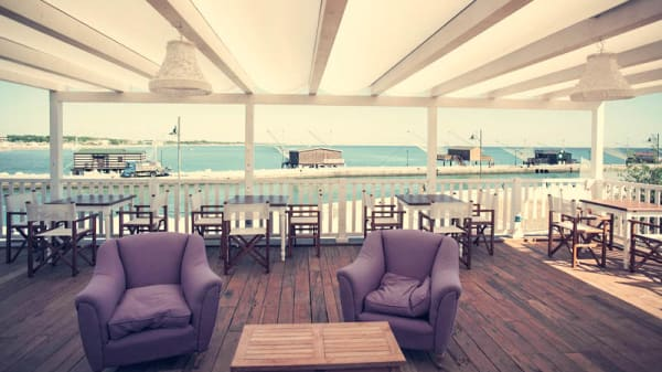 Panoramica - Maré | cucina caffè spiaggia bottega, Cesenatico