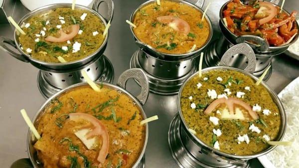 Indian Italian restaurant, Porto