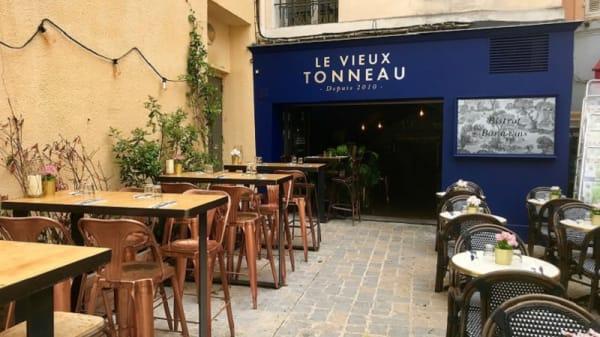 Terrasse - Le Vieux Tonneau, Aix-en-Provence