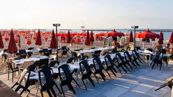 Terrazza - Chalet 4 Fontane Beach, Ancona