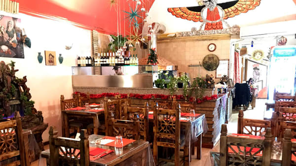 Sala - Sharazad - Ristorante Persiano - Iranian Food, Turin