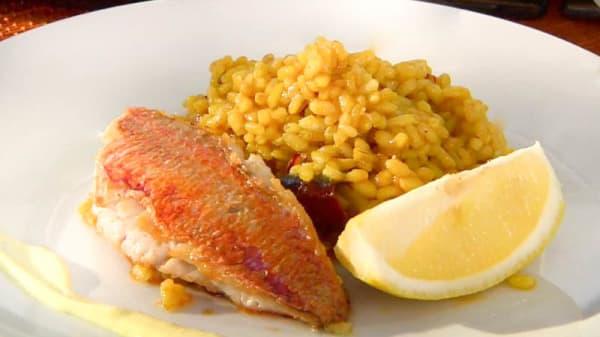 sugerencia del chef - Taberna el Miguelete, Sevilla