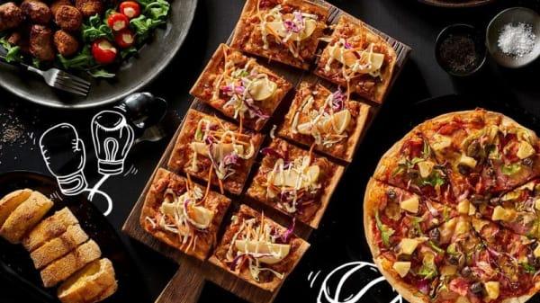 food - Crust Gourmet Pizza Bar West Lakes, West Lakes (SA)