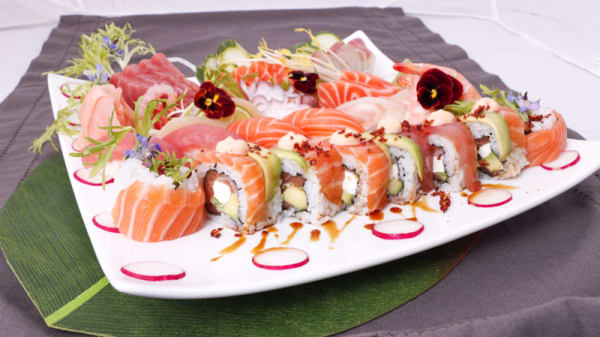 Suggestion de plat - Sushi GM, Mulhouse