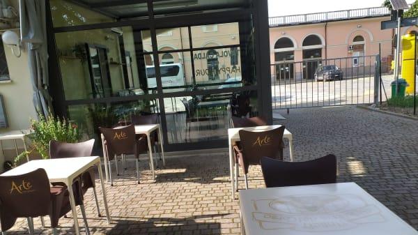 Esterno - Bar Roma