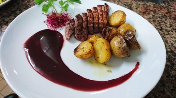 Suggestion de plat - Le Fab's Restaurant, Voisins-le-Bretonneux