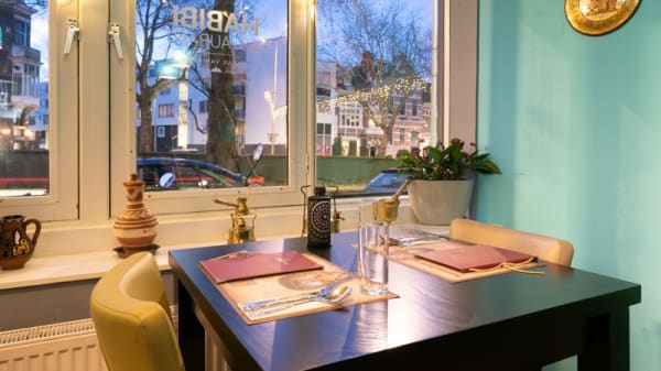 Restaurant - Restaurant Habibi, Rotterdam