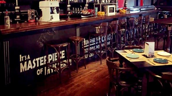 Vista sala - Lauren Chicago dinner, Madrid