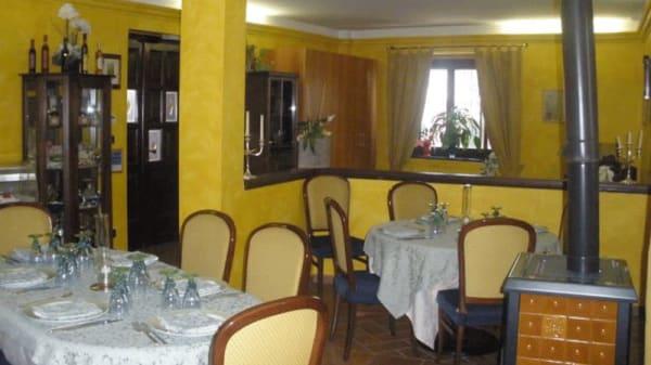 La sala - Ristorante La Rinascita Dell'Arcadia, Reano