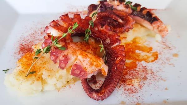 Sugerencia del chef - Restaurant Neska Polita Vinoteca, Calella