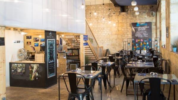 salle de restaurant - La Cantine Arkose Bordeaux, Bordeaux
