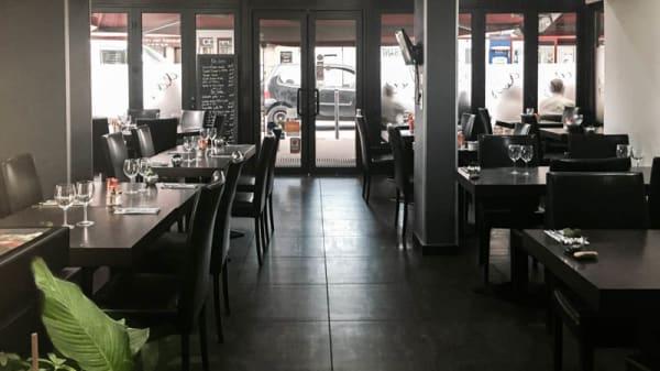 Apreçu de l'intérieur - Chez Gaby, Aix-en-Provence