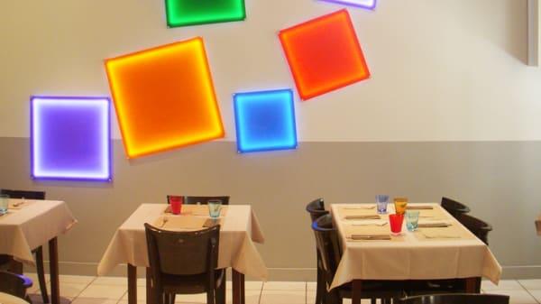 Tables dressées - Mon Histoire dans l'Assiette, Lyon