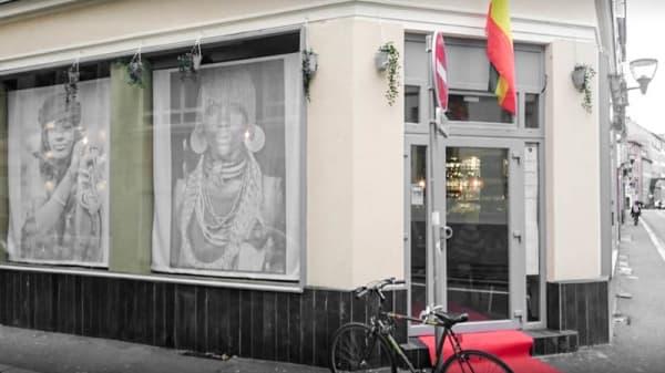 Entrada - Abyssinia, Strasbourg
