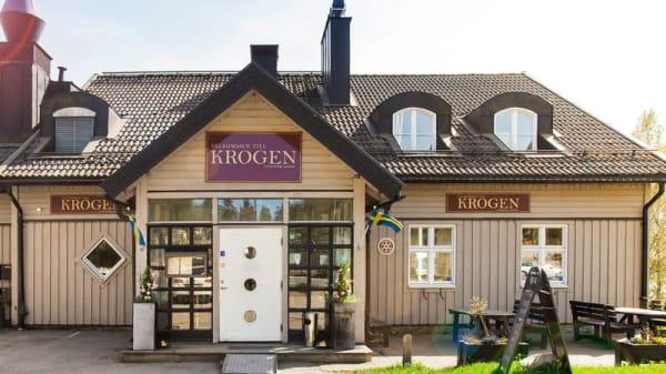 Ute - Välkommen till Krogen, Värmdö