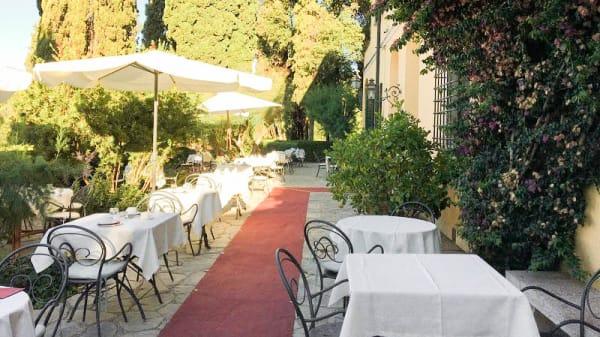 Terrazza - Tenuta La Bandita, Sassetta