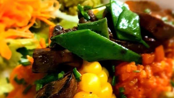 Sugerencia del chef - Naturalmente Restaurante Vegano, Bogotá