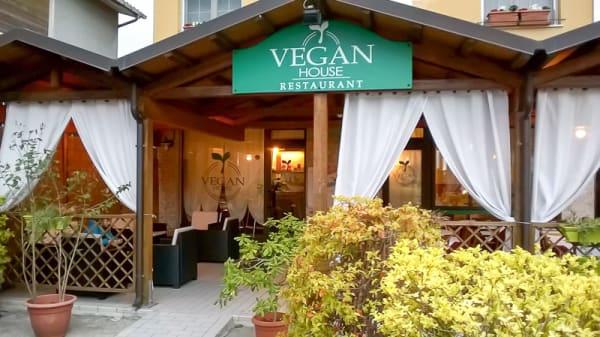 Vista entrada - Vegan House, Torre Di Mosto