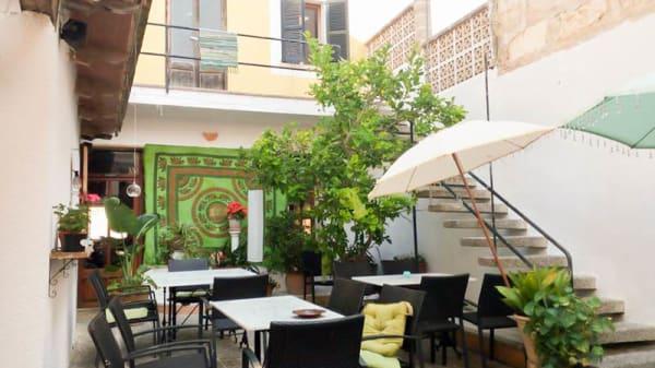 Vista terraza - Nou Gastropiano, Son Servera
