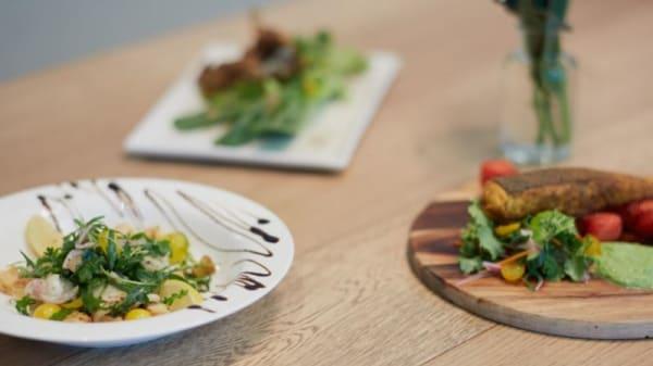Food - Lane Restaurant, Melbourne (VIC)