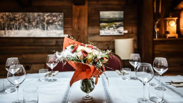 Salon du restaurant - L'Impossible, Chamonix-Mont-Blanc