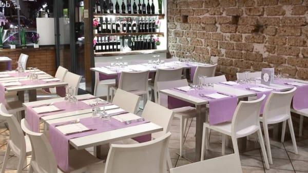 sala - La Taverna del Gatto e la Volpe, Rome