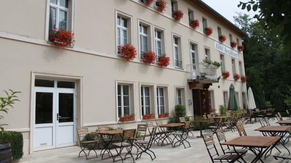 Façade du restaurant - Le Clos de Mutigny, La Chaussée-sur-Marne