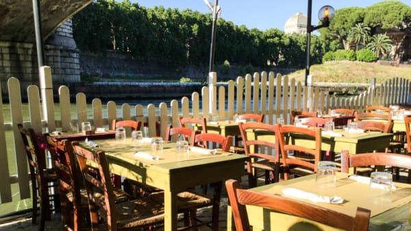 terrazza - River Grill, Roma