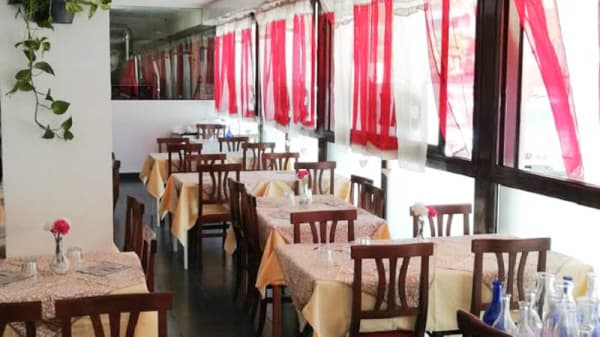 Vista sala - Ciak Ristorante Pizzeria, Rome