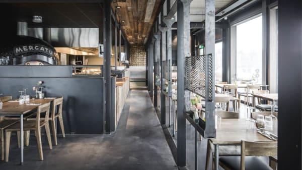 Het restaurant - Mercatu, Reeuwijk