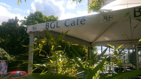 entry - Brasserie de la Gare - BGL Cafe - Langon, Langon