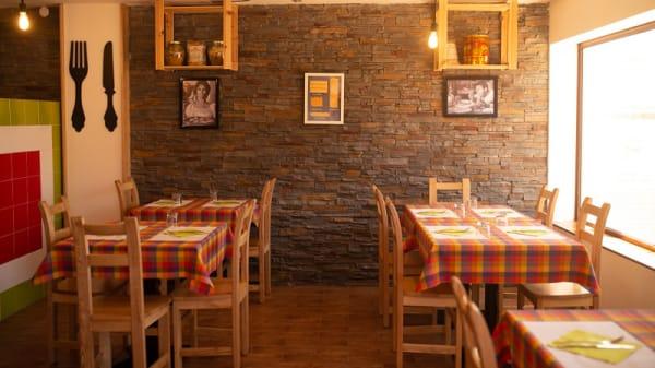 Sala - L'Osteria - Pizza e Pasta - Ristorante italiano, Angeiras