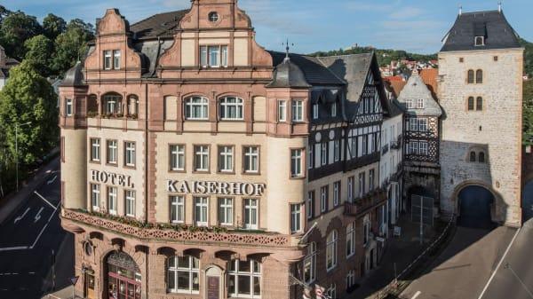 Hofbräu am Nikolaitor, Eisenach