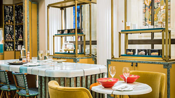 Vue de l'intérieur - Café Scribe - Hôtel Le Scribe Paris Opéra, Paris